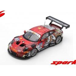 Porsche 911 GT3 R Team Chine 910 FIA GT Nations Cup Bahrain 2018 Spark S6301