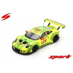 Porsche 911 GT3 R 911 FIA GT World Cup Macau 2018 Laurens Vanthoor Spark SA175