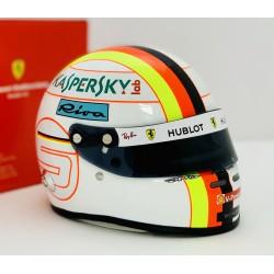 Casque Helmet 1/2 Sebastian Vettel F1 2019 Arai