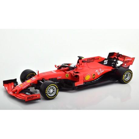 Ferrari SF90 F1 2019 Sebastian Vettel Looksmart LSVET19