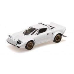 Lancia Stratos 1974 White Minichamps 155741700