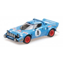 Lancia Stratos 4 Rallye Monte Carlo 1979 Darniche Mahe Minichamps 155791704
