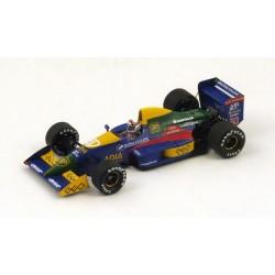 Lola LC89 F1 Espagne 1989 Philippe Alliot Spark S2975