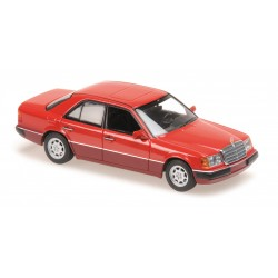 Mercedes Benz 230E 1991 Red Minichamps 940037002