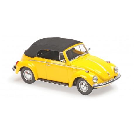 Volkswagen 1302 Cabriolet 1970 Yellow Minichamps 940055030