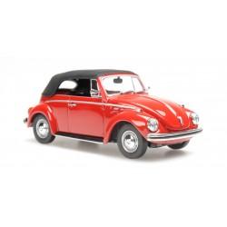 Volkswagen 1302 Cabriolet 1970 Red Minichamps 940055031