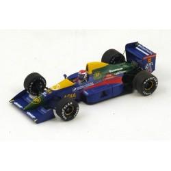 Lola LC89 F1 France 1989 Eric Bernard Spark S2976