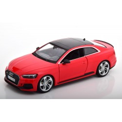 Audi RS5 Coupe 2019 Red Bburago BBU18-21090RED