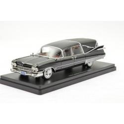 Cadillac Superior Crown Royale Landau Hearse Black 1959 NEO NEO49597