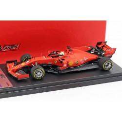 Ferrari SF90 F1 Chine 1000th Grand Prix 2019 Sebastian Vettel Looksmart LSF1019