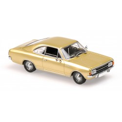 Opel Rekord C Coupe 1966 Gold Maxichamps 940046120