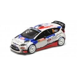 Ford Fiesta RS WRC 11 Rallye Monte Carlo 2014 Bouffier Panseri Minichamps 151140811