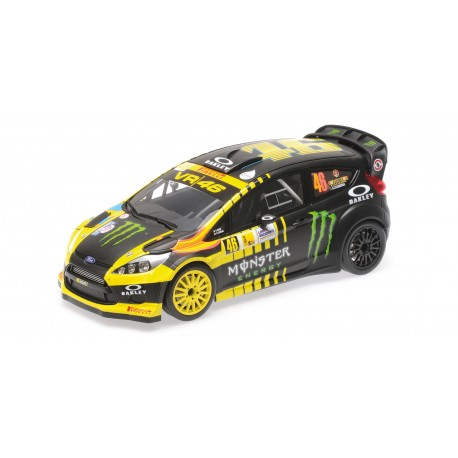 Ford Fiesta RS WRC 46 Rallye Monza Rally Show 2013 Rossi Cassina Minichamps 151130846