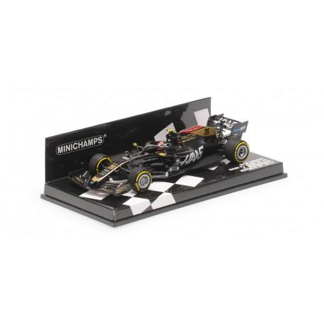 Haas F1 Ferrari VF19 F1 Monaco 2019 Kevin Magnussen Minichamps 417190620