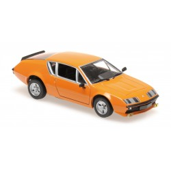 Renault Alpine A310 1976 Orange Maxichamps 940113591