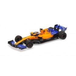 McLaren Renault MCL34 14 F1 Test Bahrain April 2019 Fernando Alonso Minichamps 537194314