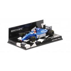 Ligier Renault JS39B 25 F1 Europe 1994 Johnny Herbert Minichamps 417940125