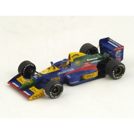 Lola LC89 F1 Portugal 1989 Michele Alboreto Spark S2977