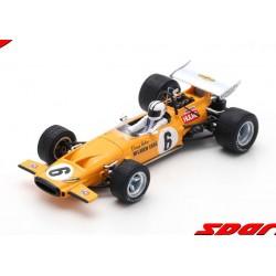 McLaren M14A 6 F1 Afrique du Sud 1970 Denny Hulme Spark S7140