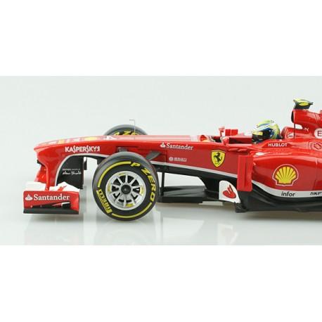 Ferrari F2013 F1 2013 Felipe Massa Hotwheels BCK15