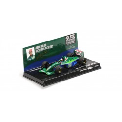 Jordan Ford 191 F1 Belgique 1991 Michael Schumacher Minichamps 510914301