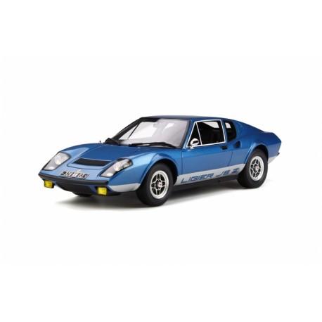 Ligier JS2 Metallic Blue 1973 Ottomobile OT293
