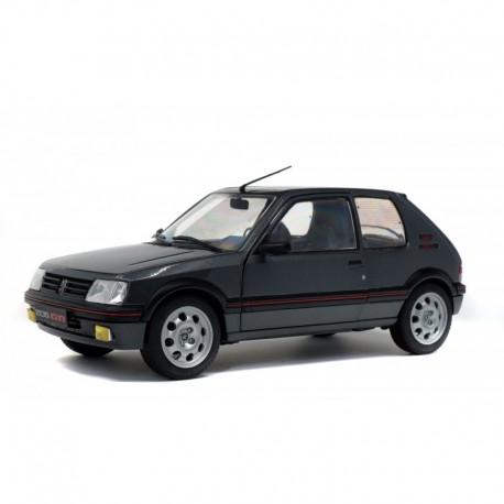 Peugeot 205 GTI MK2 1990 Grey Magnum Solido S1801704