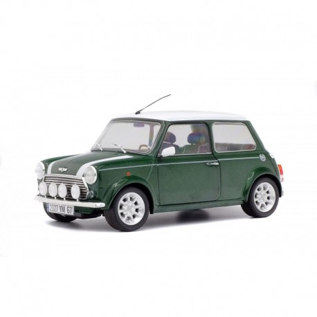 Mini Cooper Sport 1997 British Racing Green Solido S1800603