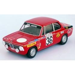 BMW 2002 ti 36 Rallye Ypres 1971 Pedro Jimmy Trofeu TRORRBE11