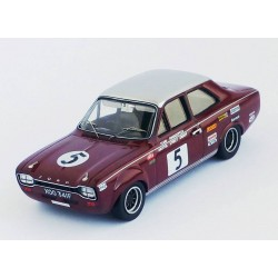 Ford Escort MKI 1300 GT 5 Trophée de l'Avenir Zolder 1968 Yvette Fontaine Trofeu TRORRBE08