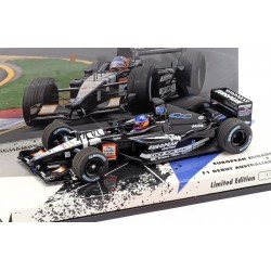 Minardi PS01 F1 Debut Australie 2001 Fernando Alonso Minichamps 413010121