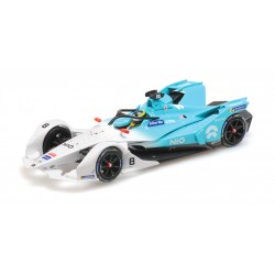 NIO FE Team 8 Formula E Season 5 2019 Tom Dillmann Minichamps 414180008