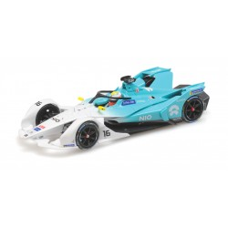 NIO FE Team 16 Formula E Season 5 2019 Oliver Turvey Minichamps 414180016