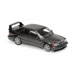Mercedes Benz 190E 2.5 Evo2 1990 Blue Black Metallic Minichamps 940923400
