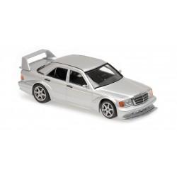 Mercedes Benz 190E 2.5 Evo2 1990 Silver Minichamps 940923401