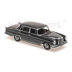 Mercedes Benz 300 SEL 1963 Dark Grey Maxichamps 940035201