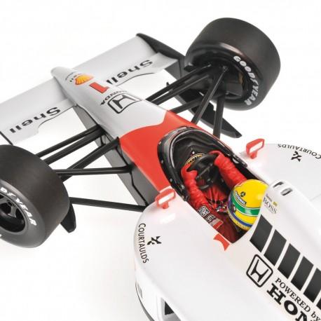 McLaren Honda MP4/6 1991 Ayrton Senna Minichamps 540911801