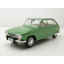 Renault 16 1965 Metallic Hellgrun Whitebox WB124023
