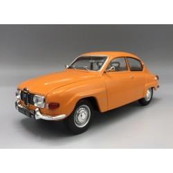 Saab 96 V4 1970 Orange Whitebox WB124031