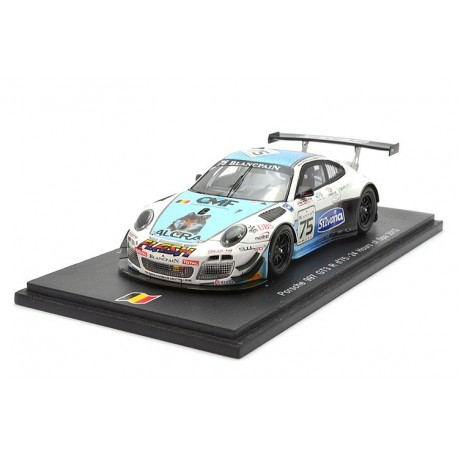 Porsche 997 GT3 R 75 24 Heures de Spa 2013 Spark SB042
