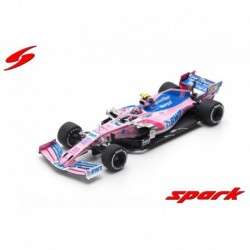 Racing Point Mercedes RP19 18 F1 Chine 1000th GP 2019 Lance Stroll Spark S6086