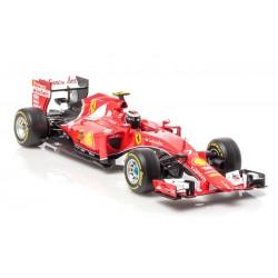 Ferrari SF15-T F1 2015 Kimi Raikkonen Bburago 16801R