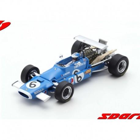 Matra MS11 6 F1 Italie 1968 Jean Pierre Beltoise Spark S7185