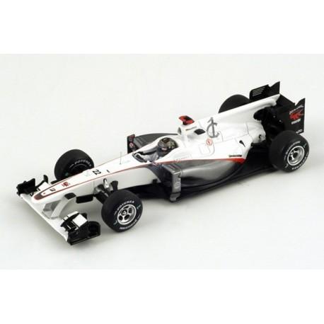 Sauber C29 F1 Brésil 2010 Nick Heidfeld Spark S3013