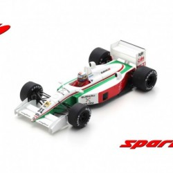 Coloni FC189B 31 F1 Practice USA 1990 Bertrand Gachot Spark S8300