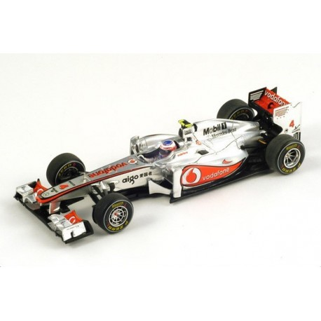 McLaren Mercedes MP4/26 F1 Chine 2011 Jenson Button Spark S3023