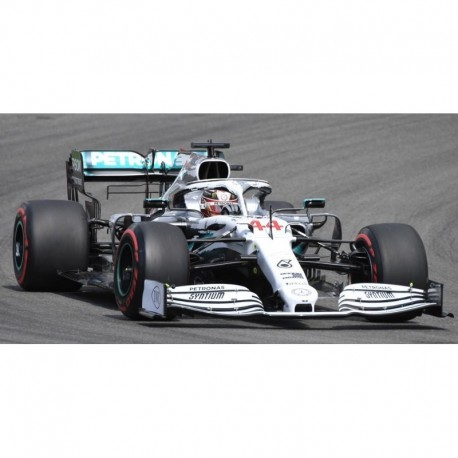 Mercedes F1 W10 EQ Power+ 44 F1 Allemagne 200th GP 2019 Lewis Hamilton Minichamps 110191144
