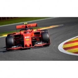 Ferrari SF90 16 F1 Winner Belgique 2019 Charles Leclerc Looksmart LS18F1023
