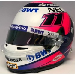 Casque Helmet 1/5 Sergio Perez Racing point F1 2019 Spark S5HF027