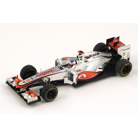 McLaren Mercedes MP4/27 F1 Australie 2012 Jenson Button Spark S3044